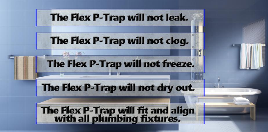 Flex P-Trap